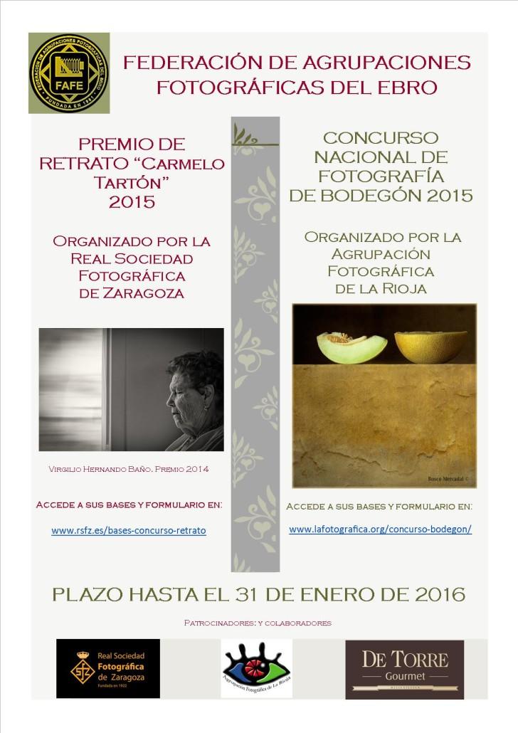 PREMIO RETRATO CARMELO TARTÓN 2015