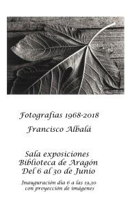 Fotografías 1968-2018