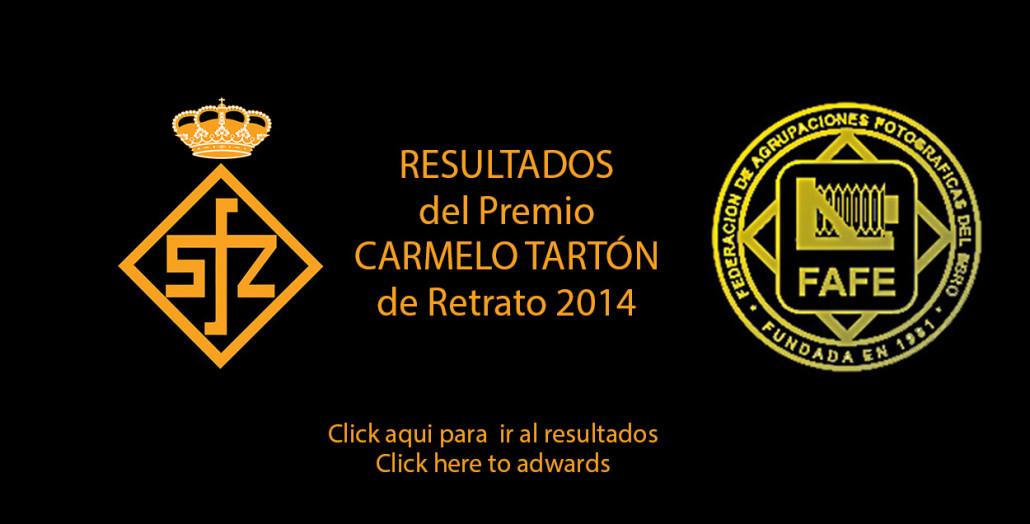 Resultado Premio Retrato 2014