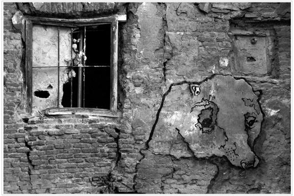 Antonio Sanchez Viñeque. El oso y la ventana. 3º Puesto. 02/2013