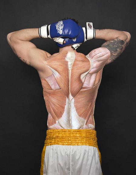 Julio Eduardo Barcelona. Músculos. 1º Puesto 07/2013
