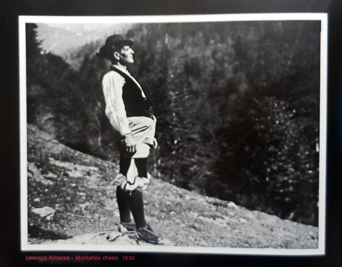 Lorenzo Almarza, 1930