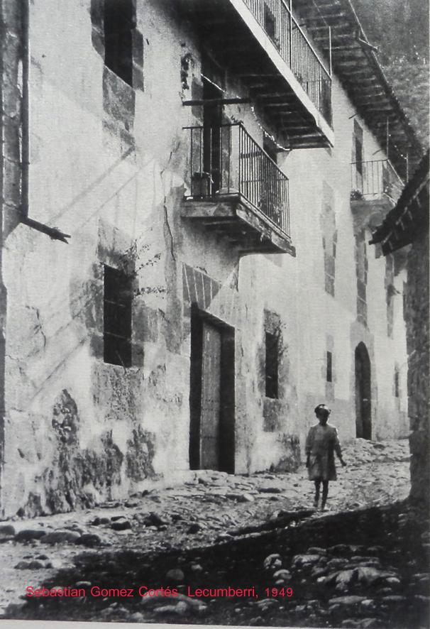 Sebastián Gómez Cortés, 1949