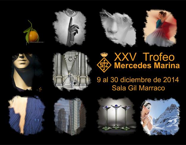 XXV Trofeo Mercedes Marina 2014