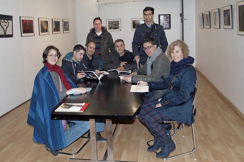 Fotógrafos de Navarra y La Rioja nos visitan