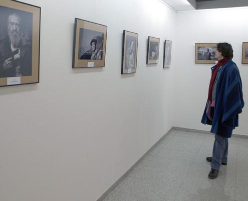 Sala de exposiciones Pro40. Premio Retrato 2013