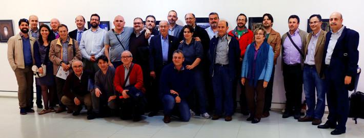 Congreso Extraordinario de la CEF en Zaragoza. 2014. Fotografía A.Morón