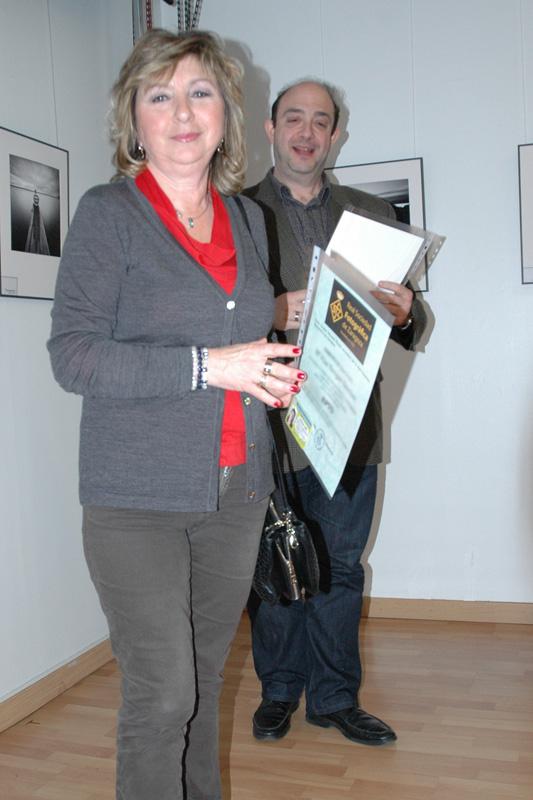 Entrega de diplomas 69 Curso de Iniciación a la Fotografía. 2014
