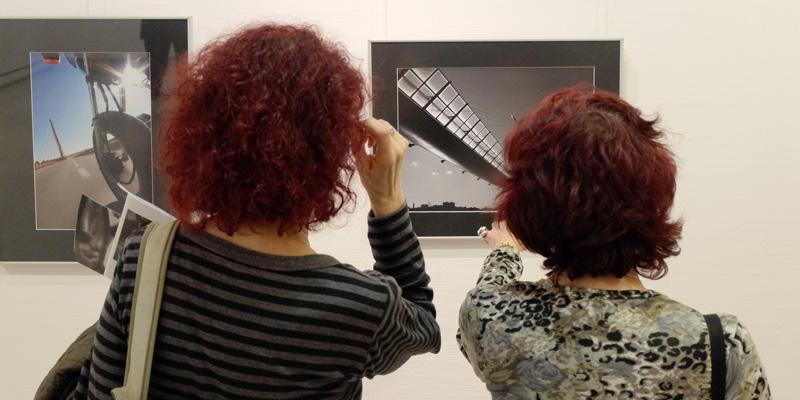 """Exposición """"Con otros ojos"""". Fotografía de LM Mencía"""