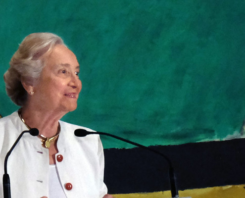 Pilar Citoler. IAACC Pablo Serrano. 2014. AMG