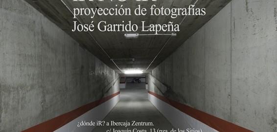 José Garrido Lapeña. ir no ir Cartel. Septiembre 2014