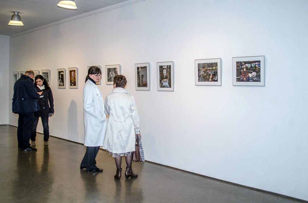 "Inauguracion""Gentes"" de eXPOFOTO"