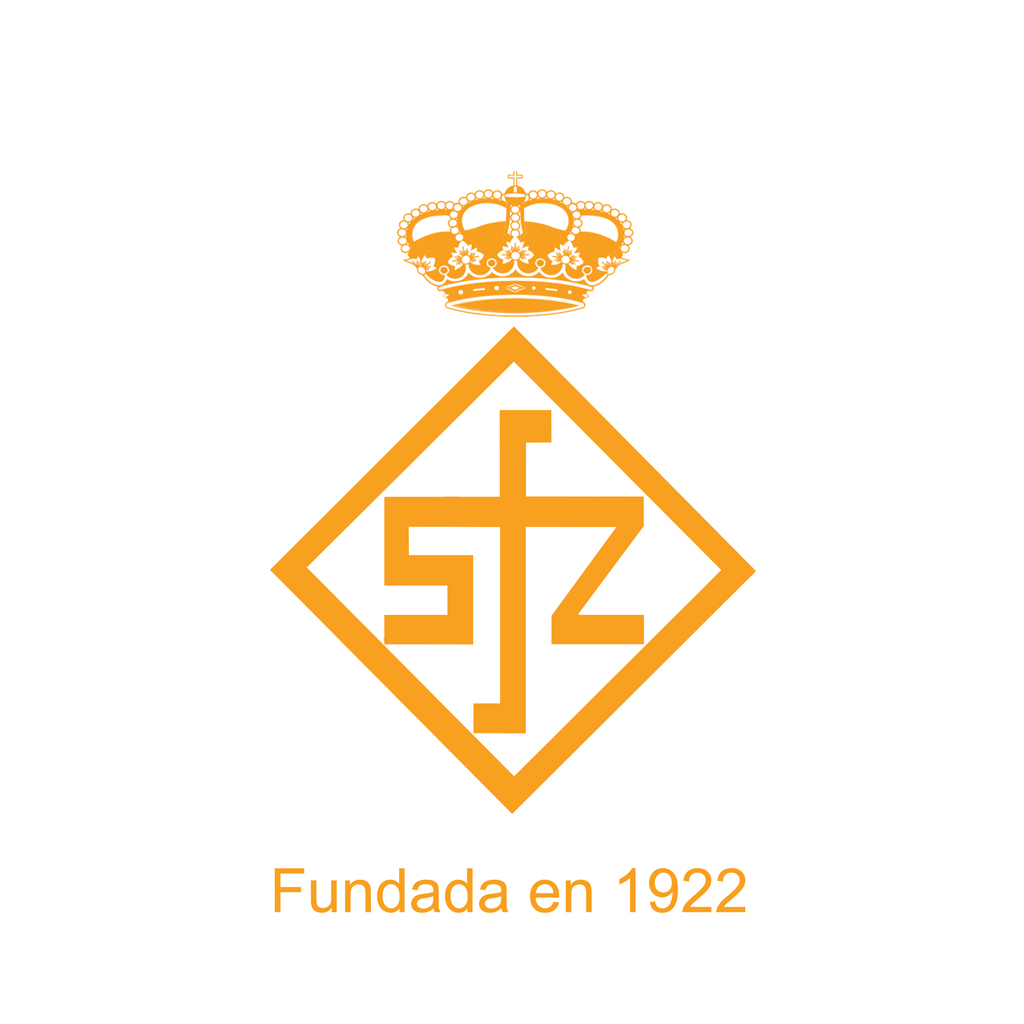 Escudo RSFZ color fondo blanco