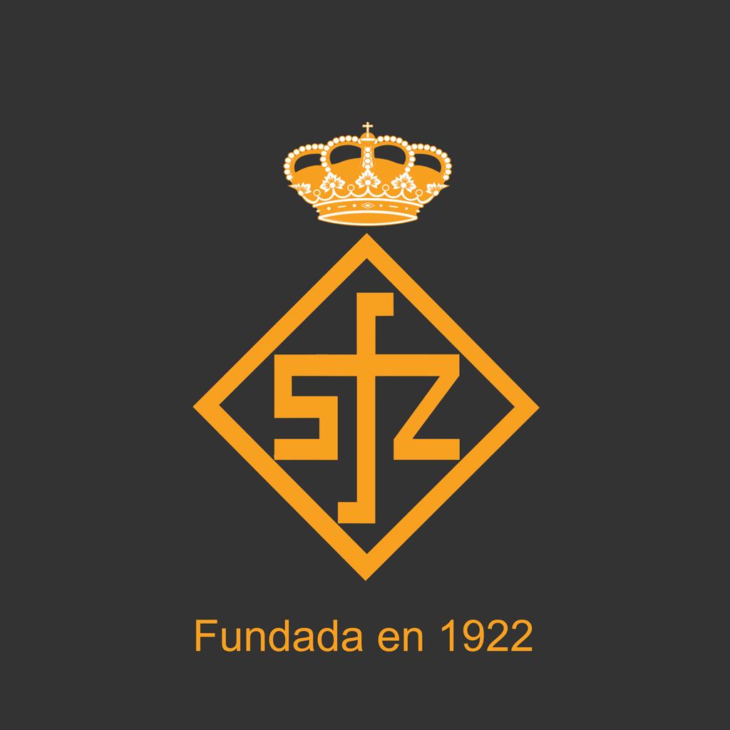 Escudo RSFZ color fondo GRIS