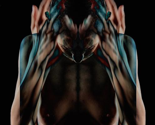 Arturo-José González. Shadows 2. Accésit 2014