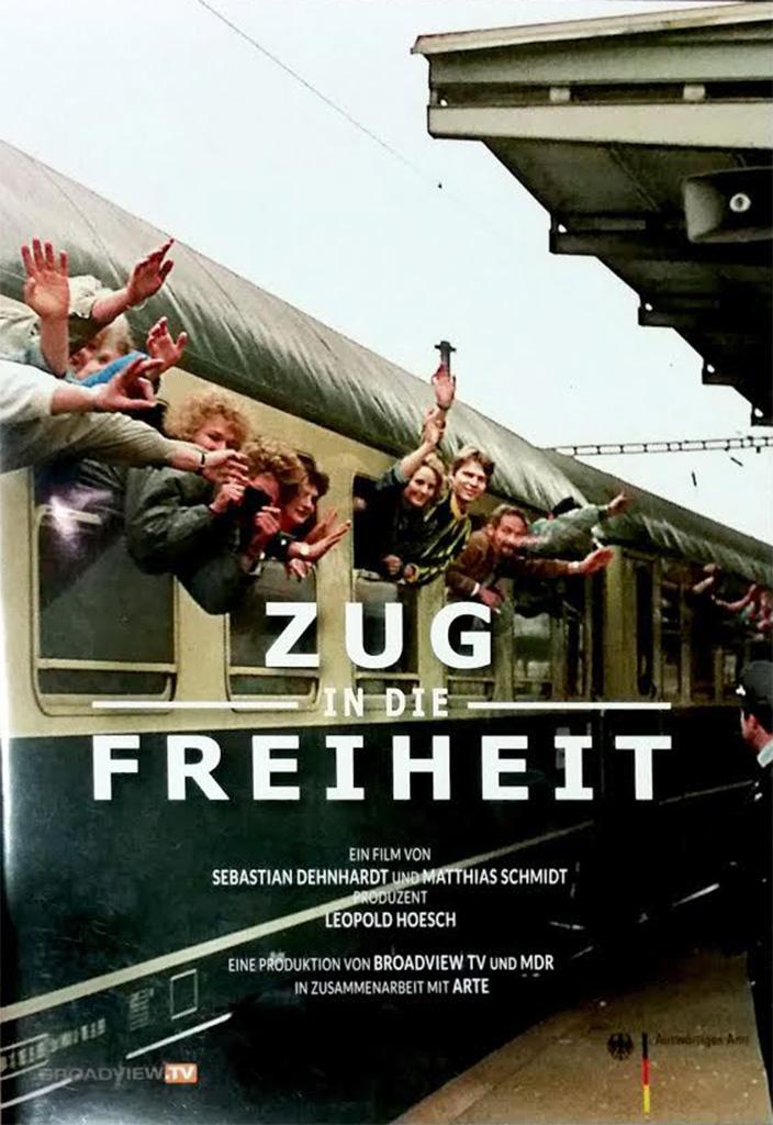 Documental Zug in die Freiheit