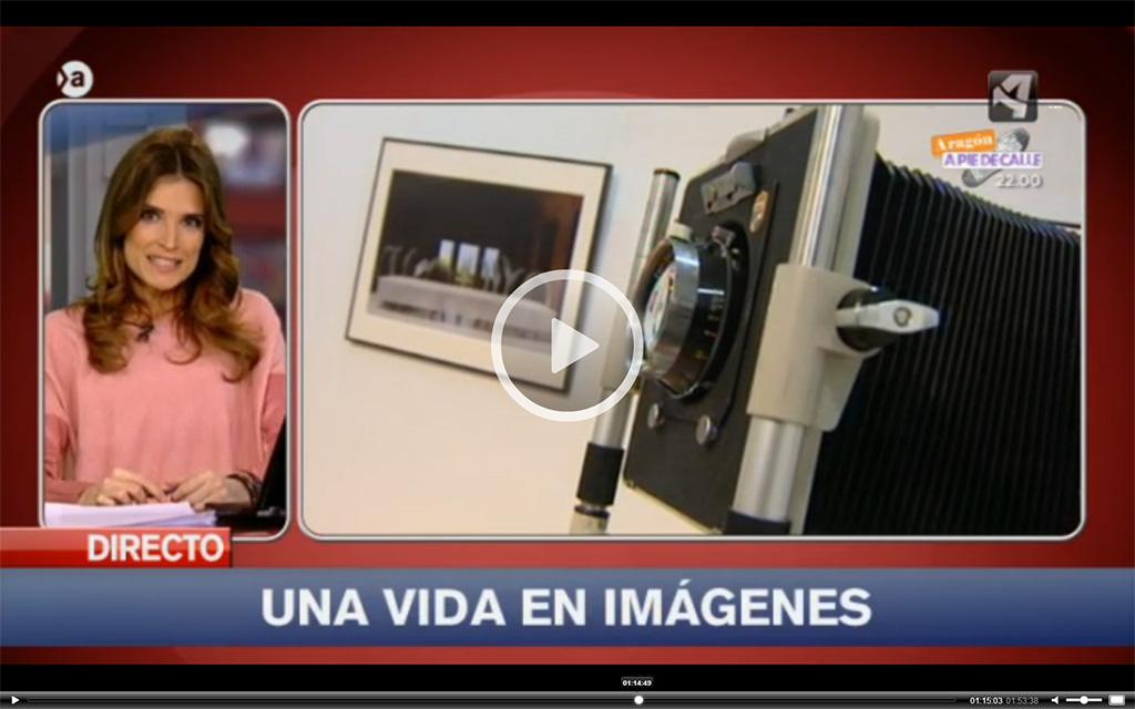 Aragón en abierto. Aragón Televisión.