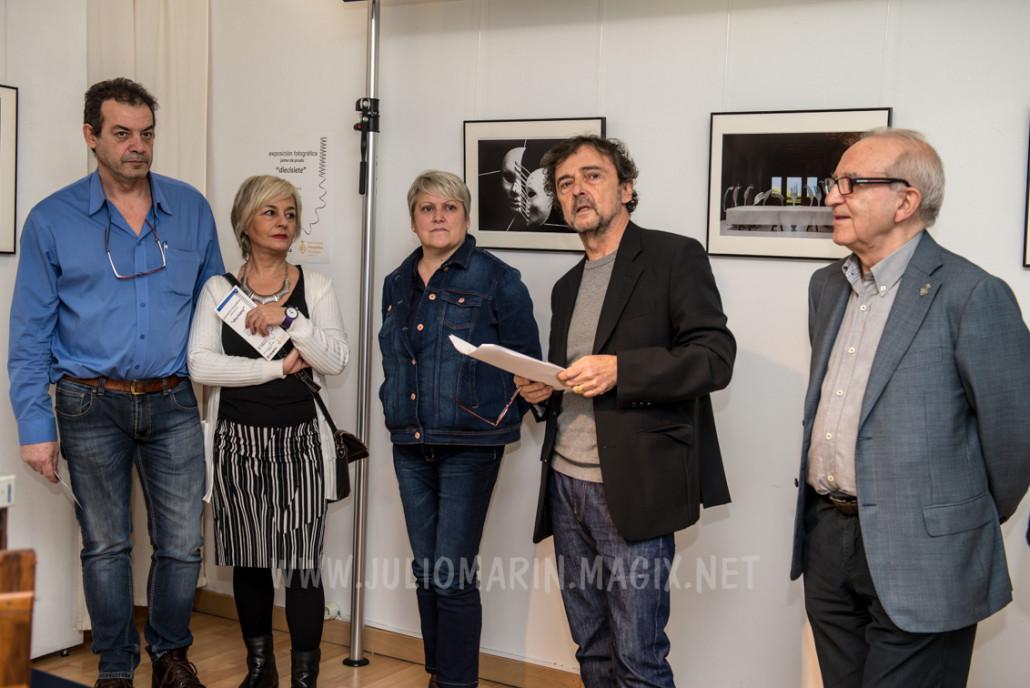 Exposición diecisiete. Jaime de Prado