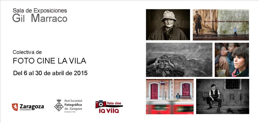 TarjetaFoto Cine La Vila. Abril 2015