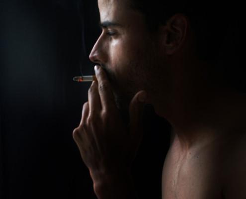 Lorena Gallizo. Pensando en humo. Primer premio. Tema libre. Mayo 2015