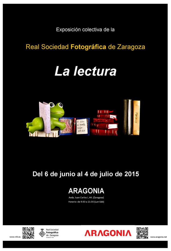 La Lectura. Aragonia. Colectiva RSFZ. 2015