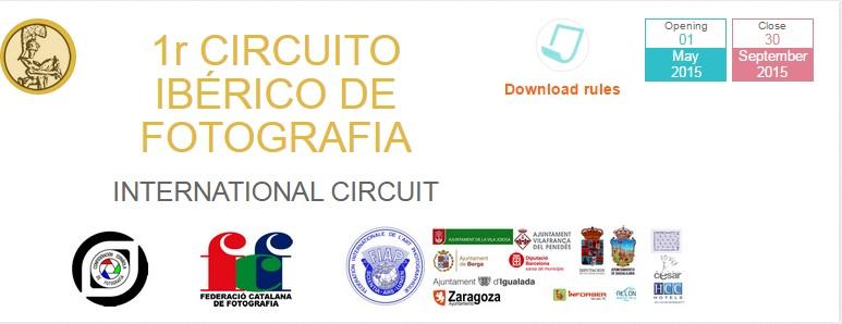CIRCUITO IBERICO. 91 SALÓN INTERNACIONAL DE OTOÑO DE ZARAGOZA. 2015