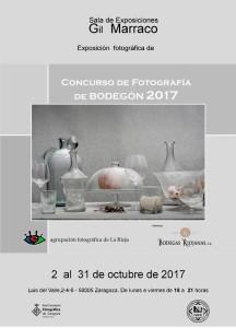 II CONCURSO FOTOGRÁFICO DE BODEGON 2017