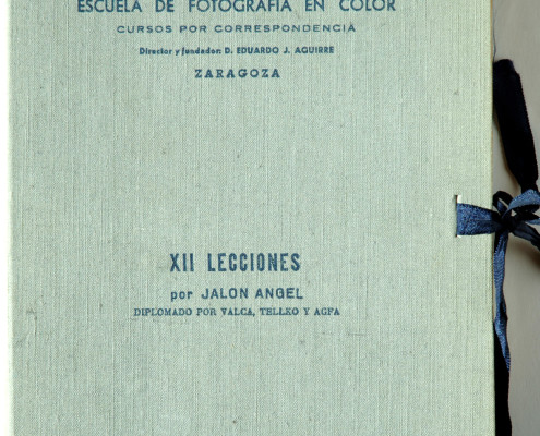 13. curso Jalon angel 1957