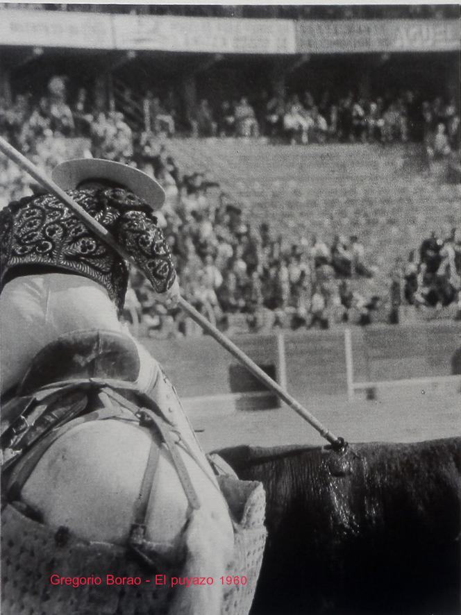 Gregorio Borao, 1960