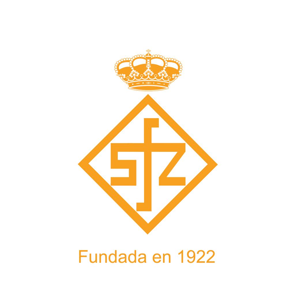 Escudo RSFZ color fondo blanco