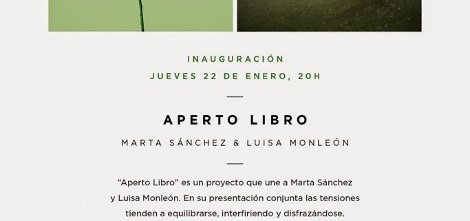 Exposición Aperto Libro