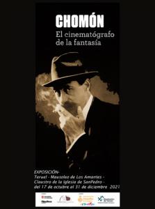 Cartel Exposicion, Chomon, el cinematografo de la fantasia